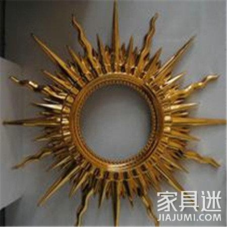 欧式家具太阳花装饰图案