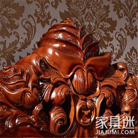 欧式家具玫瑰花图案