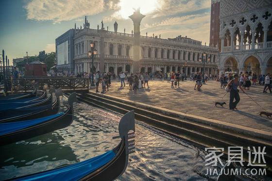 威尼斯圣马可 广场