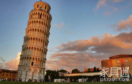 意大利比萨尔斜塔