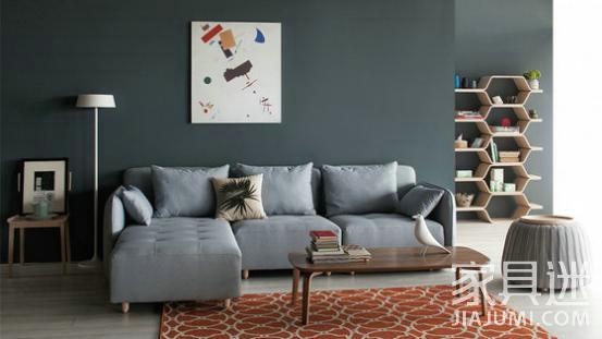 4北欧风格沙发
