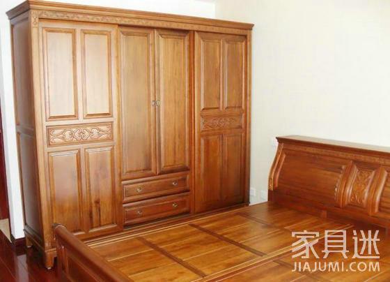 香樟木衣柜