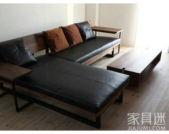 广松木工 沙发