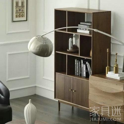 奢华的黑胡桃木家具