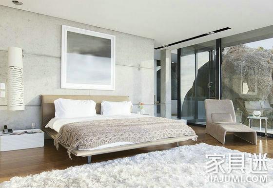 卧室家具整体效果