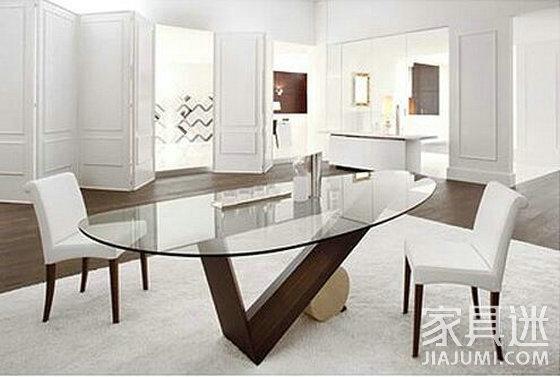 美观的玻璃家具