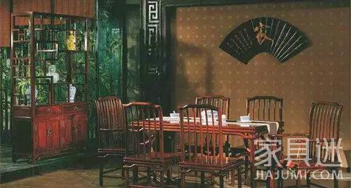 1中式家具