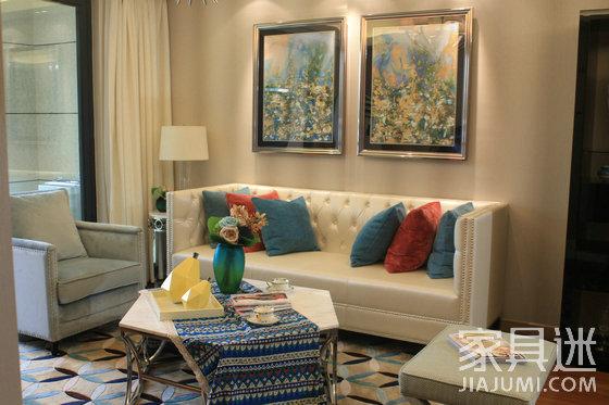 沙发清理因材而异